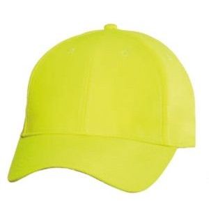 Port Authority® Solid Enhanced Visibility Cap