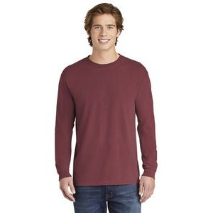 Comfort Colors® Men's Heavyweight Ring Spun Long Sleeve Tee