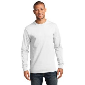 Port & Company® Men's Long Sleeve Essential Tall T-Shirt