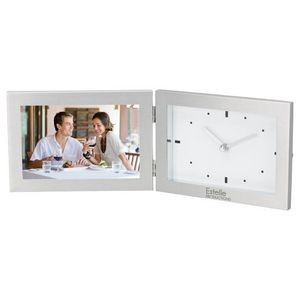 Antimo Clock & Photo Frame