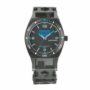Leatherman® Tread Tempo Black Multi Tool Watch