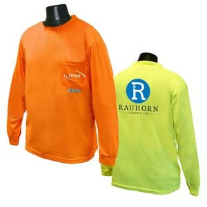 Long Sleeve Safety Shirt