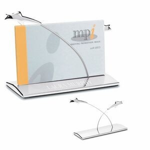 Shiny Star Business Card Holder