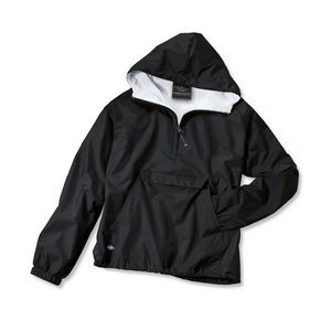 Youth Classic Solid Pullover Jacket