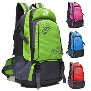 Hiking Backpack Waterproof Bag Climbing Backpack