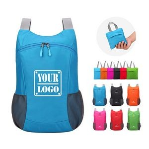 Foldable Water Resistant Backpack