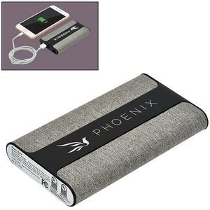UL Certified Channel Power Bank – 8000 mAh