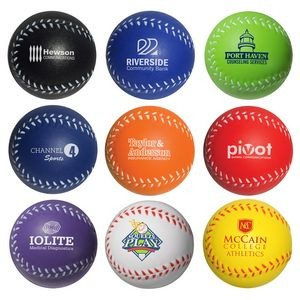 Baseball Stress Reliever