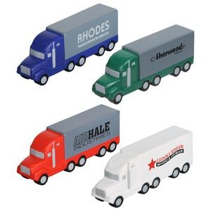 Semi Truck Stress Reliever