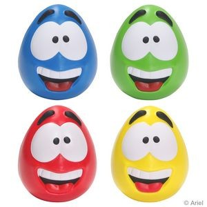Happy Face Slo-Release Serenity Squishy™