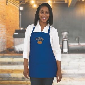 Fame® Original Three Pocket Bib Apron- Available in 26 Colors