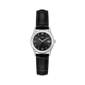 TFX by Bulova Ladies' Leather Band Corporate Collection Watch