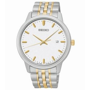 Seiko Men's PRIME Exclusive Two-tone Watch