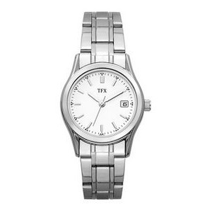 TFX by Bulova Ladies' Corporate Collection Silver Bracelet Watch