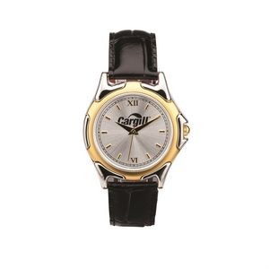 The St Tropez Watch - Mens - Silver/Gold/Black