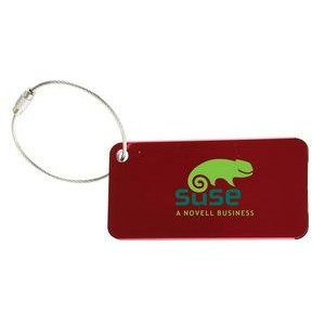 The Tremont Luggage Tag (Direct Import - 8-10 Weeks Ocean)