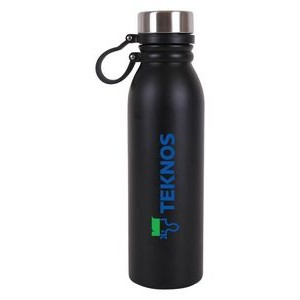 The Seabrook Powder Coated Water Bottle With Copper Lining - 22 oz