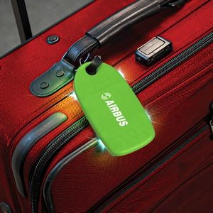 Light Up Luggage Tag (Direct Import - 8-10 Weeks Ocean)