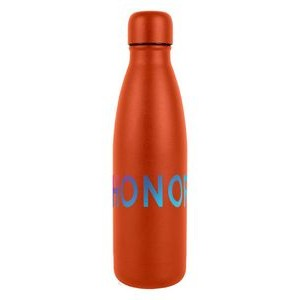 Powder Coated Hydro-Soul Water Bottle With Copper Lining - 17 oz