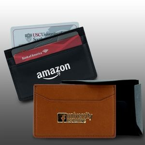 Elite RFID Card Holder Wallet (Black)