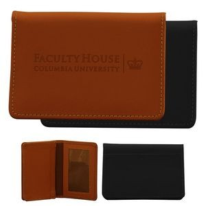 Marin Business Card Wallet (Black)