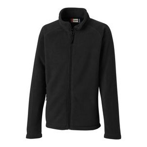 Clique Summit Youth Full Zip Microfleece