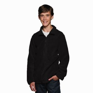 Sierra Pacific® Youth Full Zip Fleece Jacket