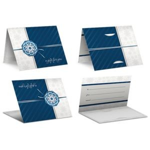 Snowflake - PrePrinted Card Carriers