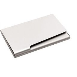 Aluminum Business Card Case/ Holder